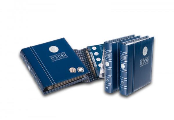 Vista Münzvordruckalbum für 10 Euro BRD 2010