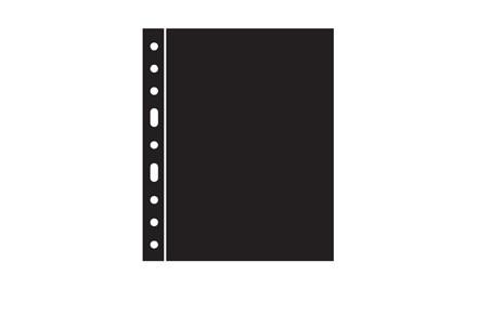 Grande Hüllen Zwischenlagen in schwarz