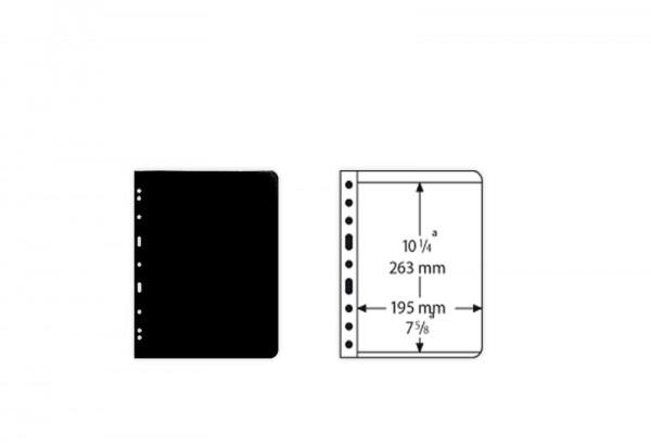 VARIO-Hüllen für Ringbinder (schwarz)