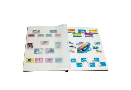 Leuchturm TRAVEL-Einsteckbuch im Format A4