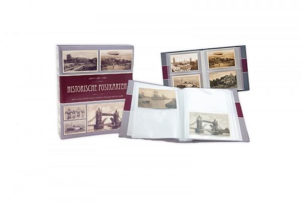 Postkartenalbum für 200 historische Postkarten