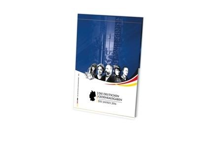 Album für BRD 20 Euro Silbergedenkmünzen