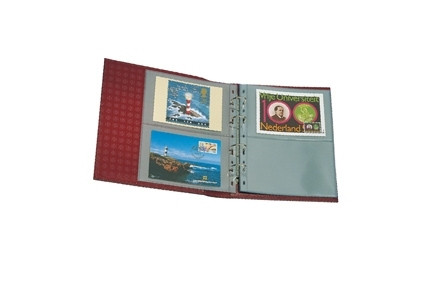 Leuchtturm Optima Postkarten- Classic Binder