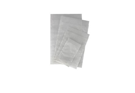 Pergamintüten per 500 Stück 17x12,5x2 cm Größe A6