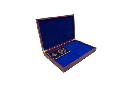 Luxus Prestige Kassette aus hochwertiger Birke