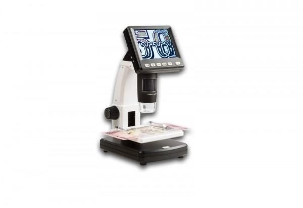 Leuchtturm LCD-Digitalmikroskop