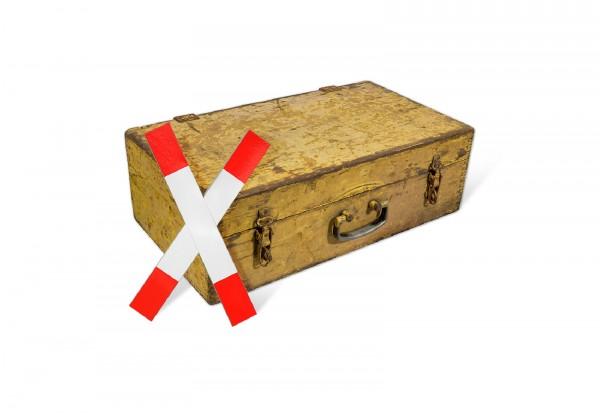 Eisenbahn Kiste mit Sparvorteil