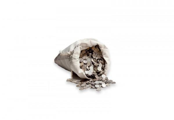 Silbermünzen Abverkauf Fotomuster und Lagerüberhänge