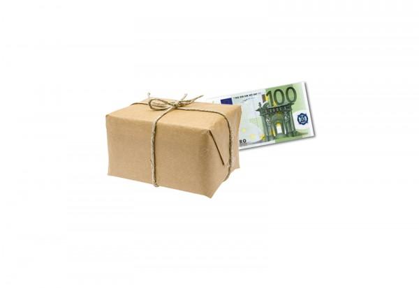 Kleine Sammlerbox Inventur-Lot 1 mit 100 Euro Sparvorteil