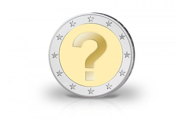 2 Euro Münze unserer Wahl