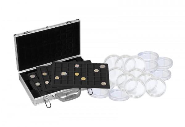 Zubehör-Spar-Set : XXL Alu-Koffer PLUS 50 Kapseln