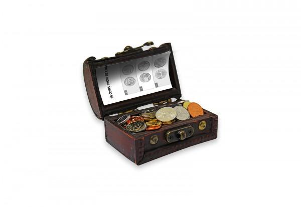 Weltkollektion 1951-2014 50 Münzen aus 50 Ländern
