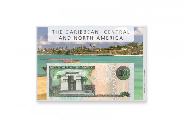 Banknoten Kollektion Nord- und Zentralamerika