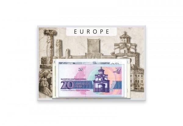 Banknoten Kollektion Europa