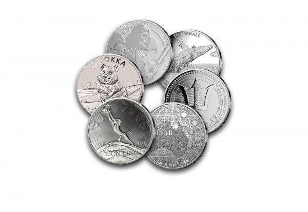 Motiv-Münzen Spar Special 2020