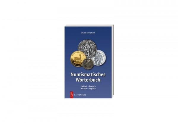 Numismatisches Wörterbuch Deutsch-Englisch von Ursula Kampmann 112 Seiten