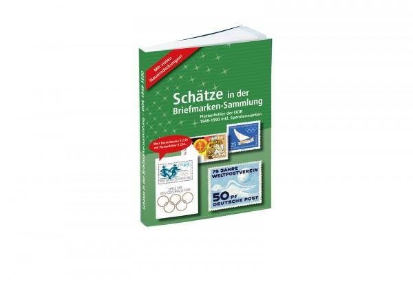 Plattenfehler-Katalog DDR Schätze Briefmarken-Sammlung