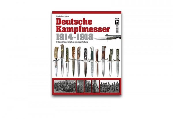 Buch Deutsche Kampfmesser 1914-1918