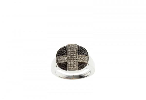 Kreuz-Ring St. Petersburg Größe 18