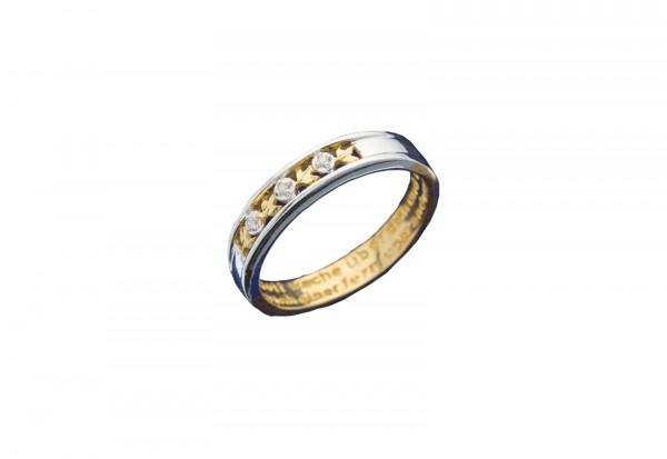 Herren Ring Genesis - Ring der Liebe Größe 21
