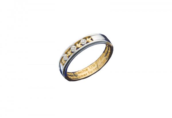 Herren-Ring Genesis - Ring der Liebe Größe 22