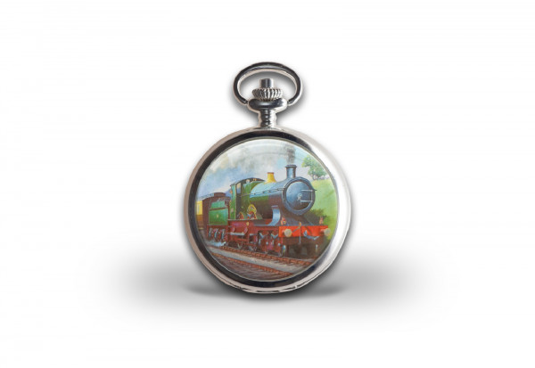 Herren Taschenuhr City Class aus der Glory of Steam Collection