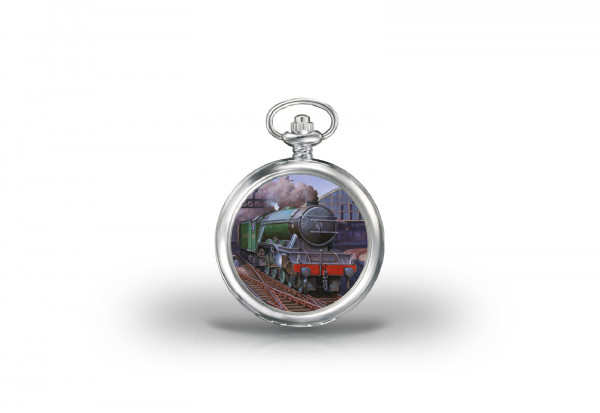 Herren Taschenuhr Flying Scotsman Glory of Steam Collection