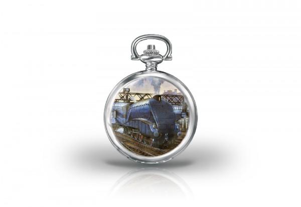 Herren Taschenuhr A4 Class Glory of Steam Collection
