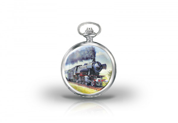 Herren Taschenuhr Baureihe 23 of Steam Collection