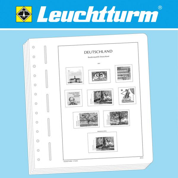 LEUCHTTURM Vordruckblätter Deutschland