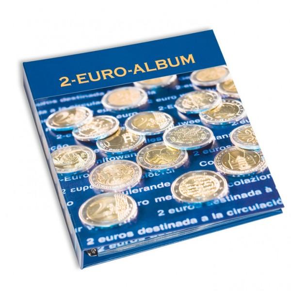 NUMIS-Vordruckalbum für 2-Euro-Gedenkmünzen aller Euro-Länder, deutsch, Band 5