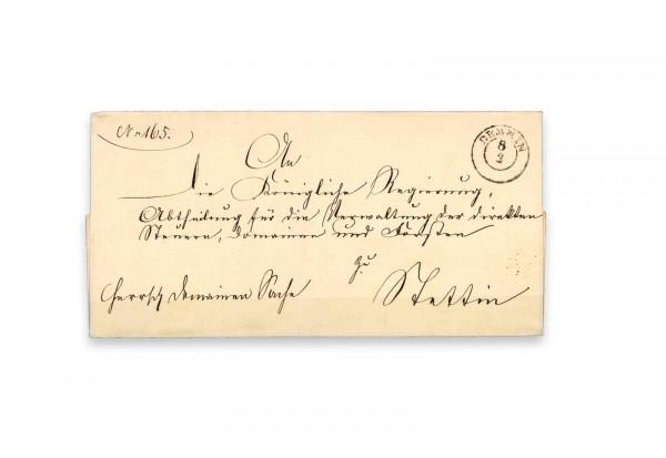 Original Vorphila Beleg aus ca. 1750-1850