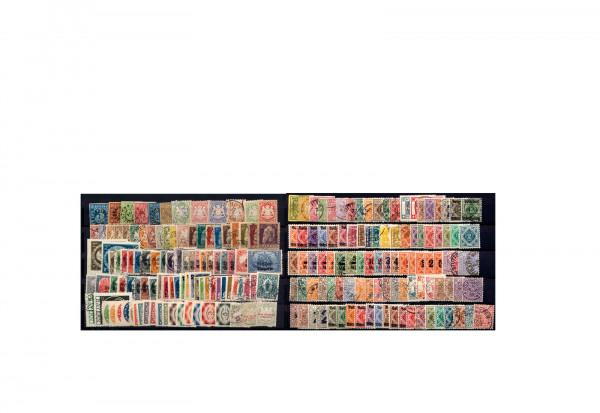 Briefmarken Altdeutschland Set-Plus-Angebot