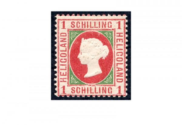 Briefmarke Altdeutschland Helgoland Freimarke 1869 Michel-Nr. 7 Falz