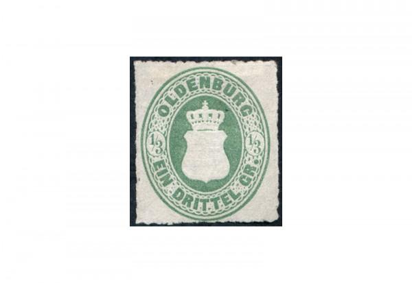 Oldenburg Mi.Nr. 15 **