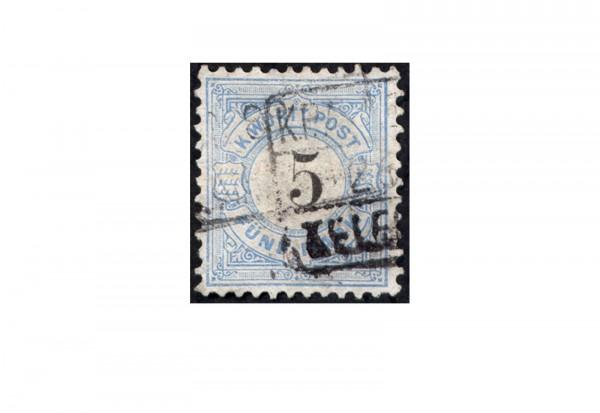 Briefmarke Altdeutschland Württemberg Freimarke 1881 Michel-Nr. 54 gestempelt