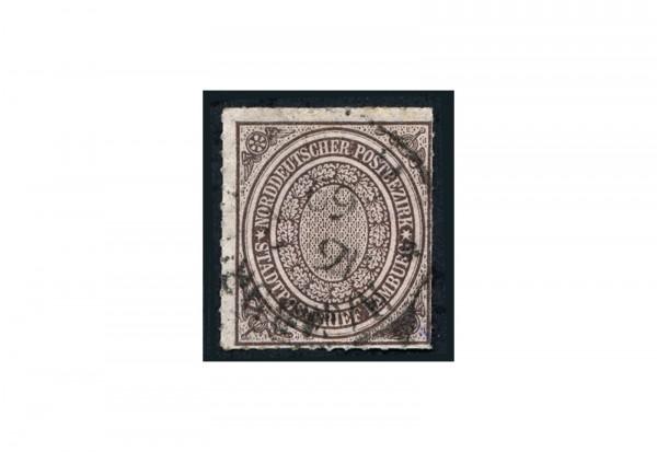 Briefmarke Altdeutschland Norddeutscher Bund Freimarke 1868 Michel-Nr. 12 gestempelt