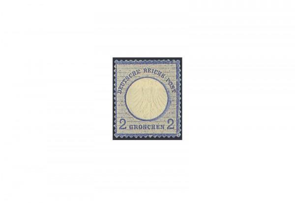 Deutsches Reich Freimarke 1872 Adler mit kleinem Brustschild Michel Nr. 5 ungebraucht