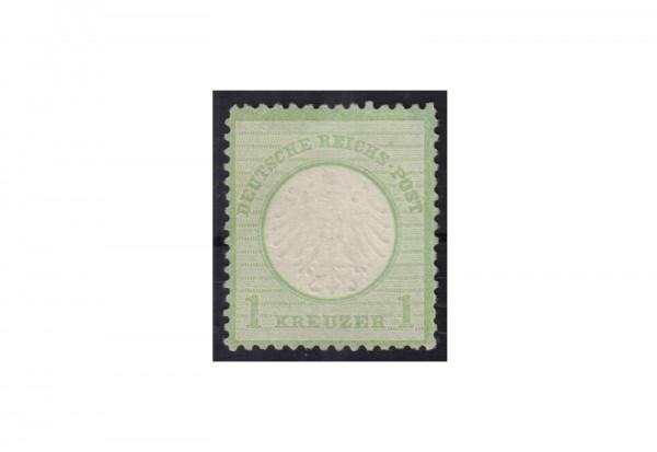 Deutsches Reich Freimarke 1872 Adler mit kleinem Brustschild Michel Nr. 7 ungebraucht