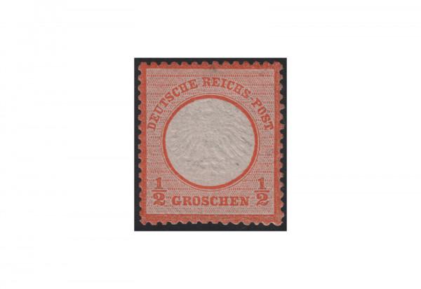 Deutsches Reich Freimarke 1872 Adler mit kleinem Brustschild Michel Nr. 14 ungebraucht