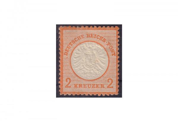 Deutsches Reich Freimarke 1872 Adler mit kleinem Brustschild Michel Nr. 15 ungebraucht