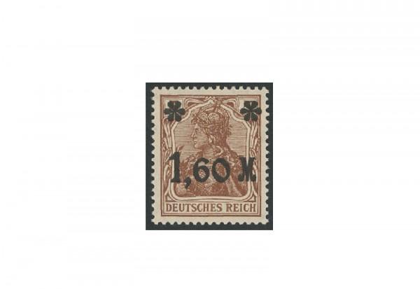 Briefmarken Deutsches Reich Germania Michel-Nr. 154 I b postfrisch
