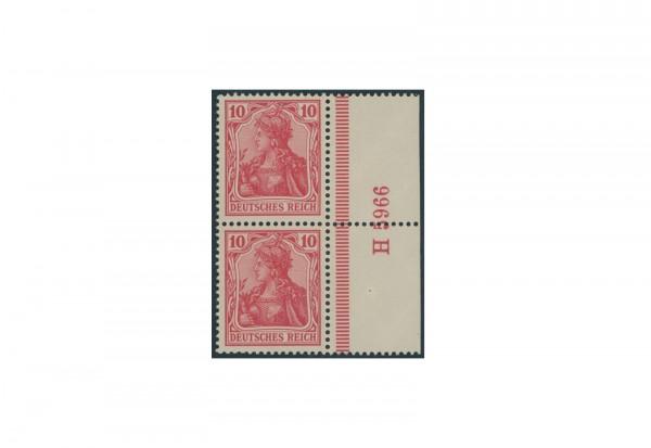 Briefmarken Deutsches Reich Germania II 1902 Michel-Nr. 71 HAN postfrisch