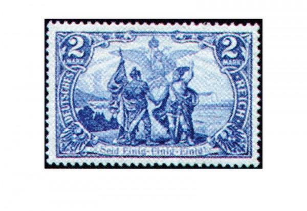 Deutsches Kaiserreich 1902 Mi.Nr. 82 Falz