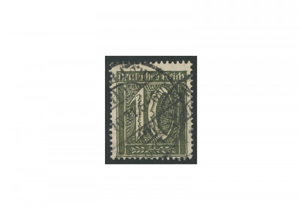 Briefmarke Deutsches Reich Michel-Nr. 159 b gestempelt