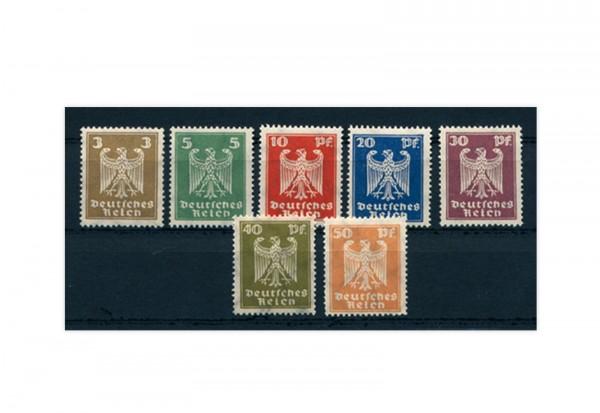 Briefmarken Deutsches Reich Michel-Nr. 355/361 postfrisch