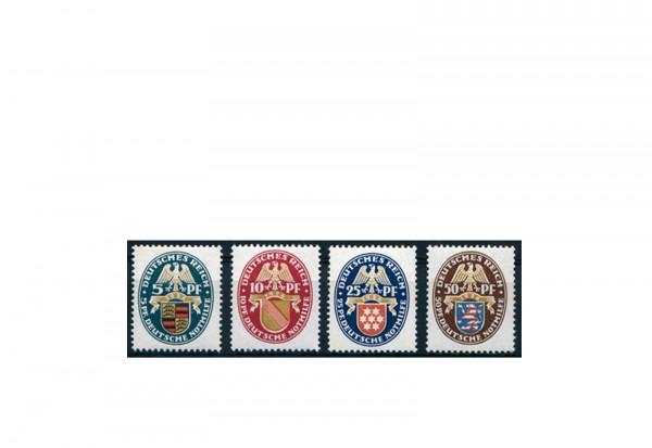 Briefmarken Deutsches Reich 1926 Michel-Nr. 398/401 postfrisch