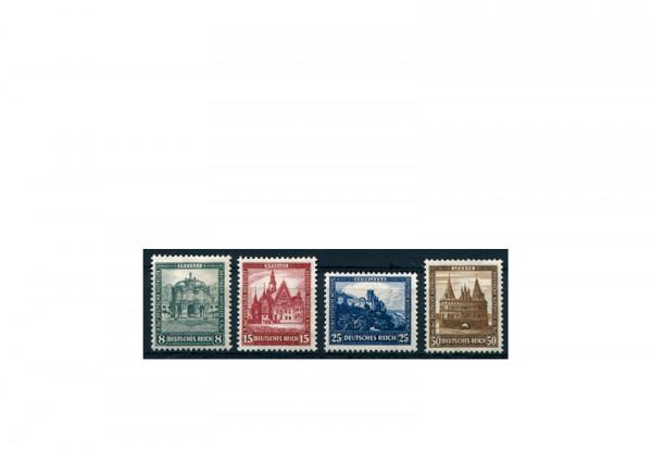 Briefmarken Deutsches Reich 1931 Michel-Nr. 459/462 postfrisch
