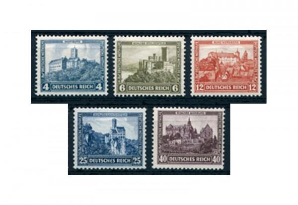 Briefmarken Deutsches Reich 1932 Michel-Nr. 474/478 postfrisch
