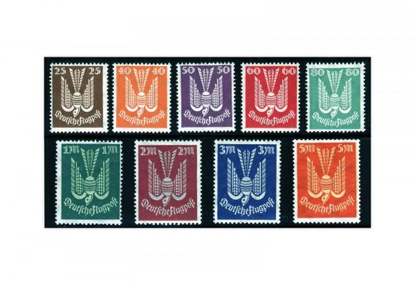 Deutsches Reich Michel-Nr. 210/218 postfrisch